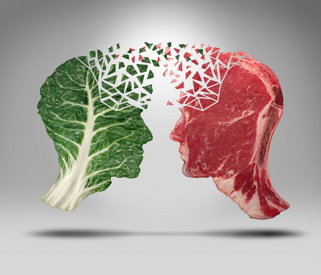 Веганы vs Мясоеды - медицинский центр MedSwiss
